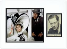 Rex Harrison Autograph Signed - My Fair Lady